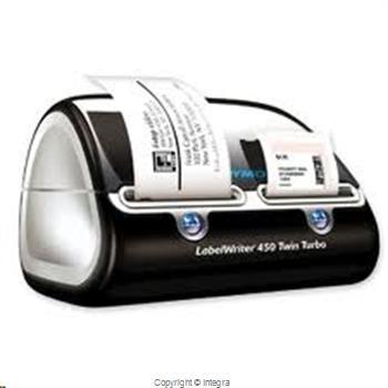 Drukarka etykiet Dymo Label Writer 450 Twin Turbo LS 450 TWIN DYMO