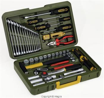 PROXXON zestaw narzędzi (samochodowy) w walizce 47-elementowy PR23650 PROXXON